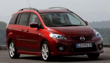 Fotos: Los británicos también prefieren Mazda