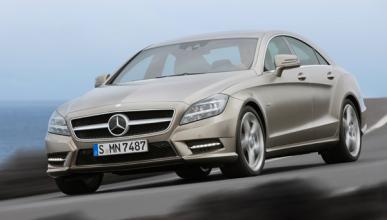 Fotos: El Mercedes CLS estará a partir de enero en los conc