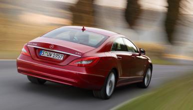 Fotos: El nuevo Mercedes CLS estará a la venta desde 62.400