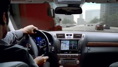 Fotos: Lexus crea el mayor simulador de conducción del mund