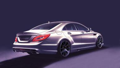 Fotos: Carlsson lanza un Mercedes CLS más radical