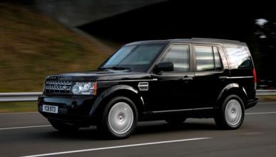 Fotos: Un Land Rover Discovery a prueba de balas y explosiv