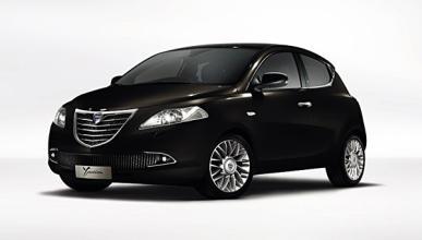 Lancia Ypsilon frontal