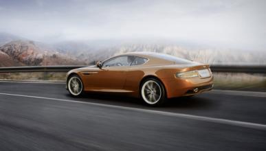 Nuevo Aston Martin Virage