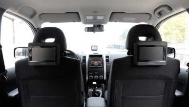Nissan X-Trail Formigal: serie limitada con DVD y navegador