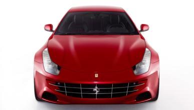 Ferrari FF delantera