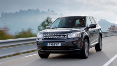 El Land Rover Freelander 2 alcanza las 250.000 unidades fab