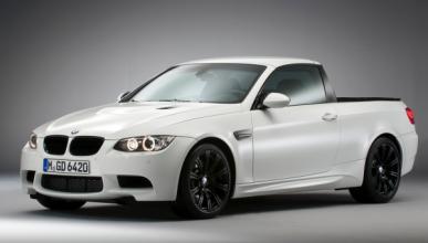 BMW M3 pick up