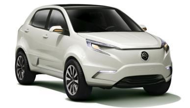 SsangYong KEV2, el nuevo concept eléctrico