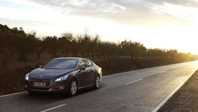 Peugeot presenta un nuevo concept 4x4 y el 508 en Shangai