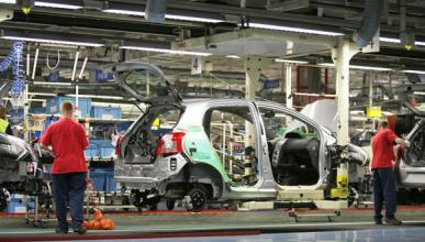 Fábricas europeas de Toyota suspenden su producción
