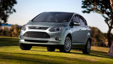 Ford presentará tres modelos ecológicos en Shangai
