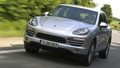 Porsche Cayenne Diesel: un poco mejor