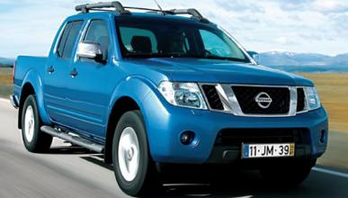 SUV pick-up todoterreno nissan navara diesel