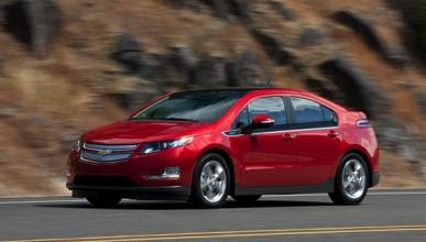 Chevrolet Volt: 1.280 kilómetros de media por depósito