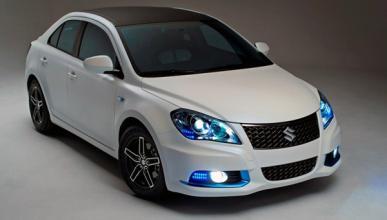 Suzuki Kizashi EcoCharge: el nuevo híbrido japonés