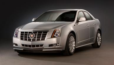 Cadillac CTS: más potente y con nuevo frontal