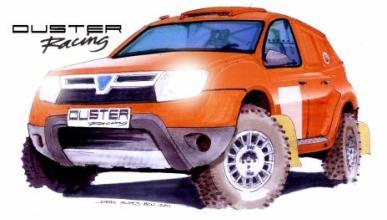 El Dacia Duster correrá en raids