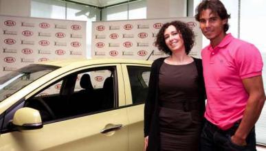 Rafa Nadal y Kia, juntos cuatro años más