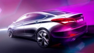 El Hyundai i40 Sedán desvela su primera imagen