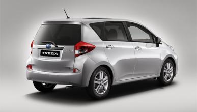 Subaru Trezia, desde 17.100 euros