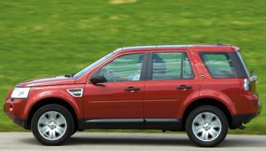 Land Rover Freelander 2 SUV todoterreno test