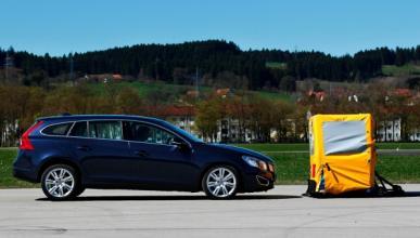 Los sistemas de frenada de Volvo, premiados