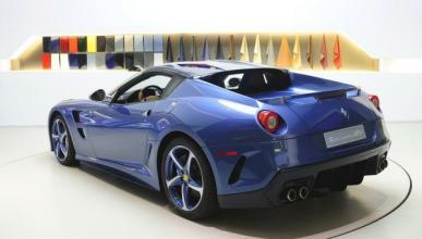 Ferrari Superamerica 45, un modelo único