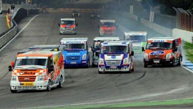 El Ford Transit Trophy llega a Madrid