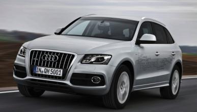 El Audi Q5 hybrid quattro, por 57.400 euros
