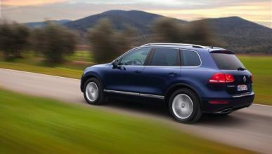 El Volkswagen Touareg aumenta de potencia
