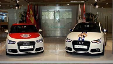Audi A1 Real Madrid vs A1 Bayern de Múnich