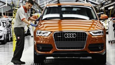 El Audi Q3 arranca su producción