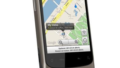 Vigila tu Volvo desde el móvil