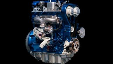 Ford venderá un tricilíndrico de 1,0 litros