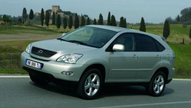 Lexus llama a revisión al RX 400h