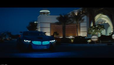 BMW Vision EfficientDynamics concept mision imposible 4
