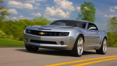 El Chevrolet Camaro sale a la venta en España
