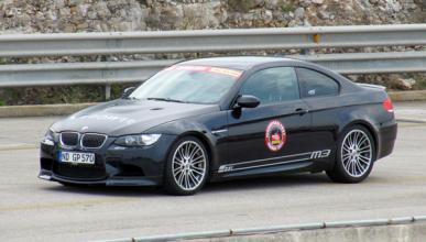 Un BMW M3 G-Power de 570 CV alcanza los 333 km/h
