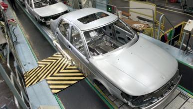 La producción de Saab, parada hasta finales de agosto