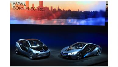 La submarca BMW i se presenta al mundo