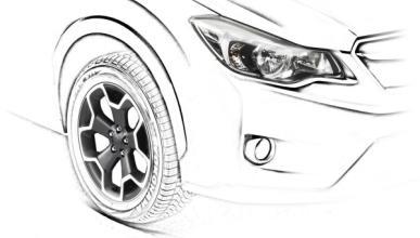 Subaru XV, el 'crossover' llegará en el Salón de Frankfurt