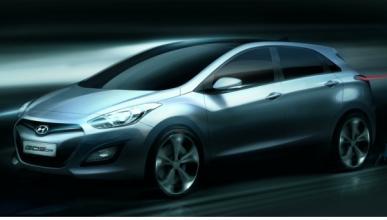 Nuevo Hyundai i30: primeras fotos