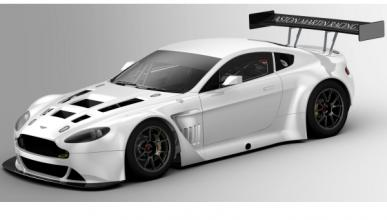 Aston Martin Vantage V12 GT3 2012