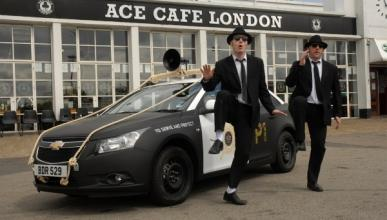 El Chevrolet de los Blues Brothers