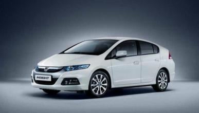 El nuevo Honda Insight emitirá sólo 96 g/km de CO2