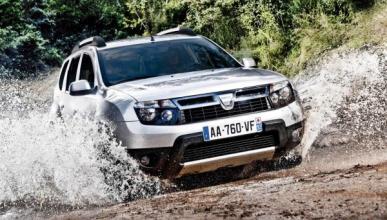 El Dacia Duster, líder absoluto de ventas de 4x4 en España