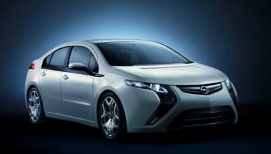 El Opel Ampera por fin llega a España