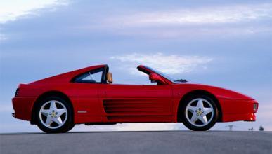 El Ferrari de un narcotraficante será coche de Policía