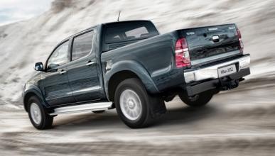 El nuevo Toyota Hilux, a la venta en España en octubre